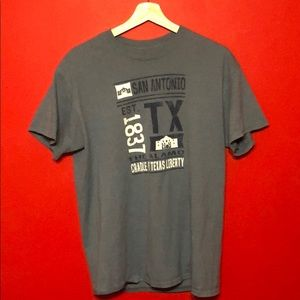 Vintage styled Texas T shirt